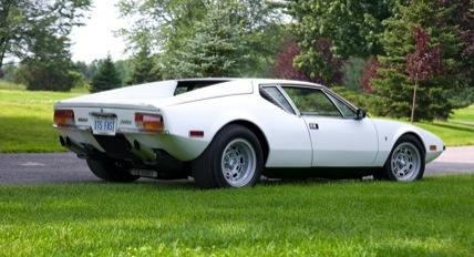 1971 DeTomaso Pantera 1826